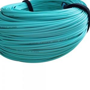 MPO 12 Core Ribbon Flat Indoor Fiber Optic Cable
