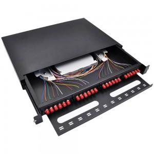 FC 24 Port Sliding Type Fiber Patch Panel