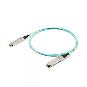 200GBASE-AOC QSFPPlus cable óptico activo