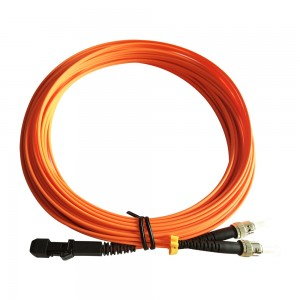 MTRJ to ST Multi Mode Optical Fiber Patch Cord suppliers