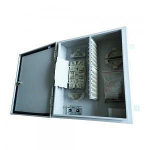 IP65 Outdoor Wall Mount 96 Port Fiber Optical Terminal Distribution Box ODF