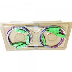 1*3 Dual Window Coupler Use For Fiber Optic Communication Systems