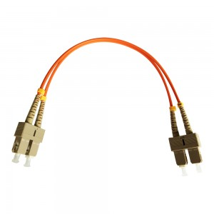 OEM SC/PC Multimode Duplex Patch Cord