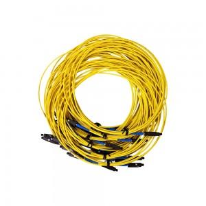 MU Simplex Fiber Optic Patch Cord