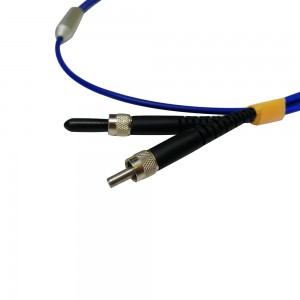 SMA Fiber Optic Medical Laser Simplex Patch Cord with  High Quality