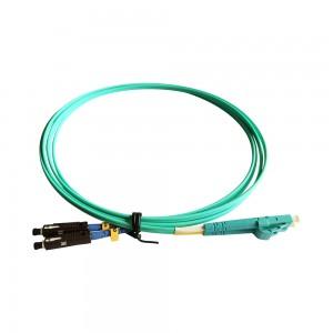 MU-LC Multimode Fiber Optic Patch Cord