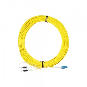 100% Original Dvi Extender Over Fiber Optic Cable -