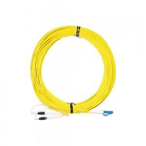 100% Original Dvi Extender Over Fiber Optic Cable -  Din-LC SM DX 3m Fiber Optic Patch Cord – 10G-Link Fiber
