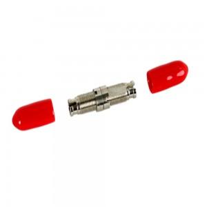 DIN-DIN Fiber Optical Adapter,zirconia sleeve,threaded type