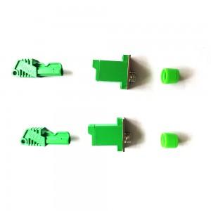 E2000APC-FCAPC Fiber Hybird Adaptor