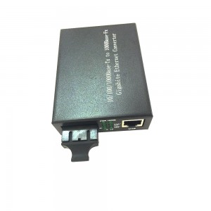 Rj45 Media Converter Fast ethernet,single fiber single mode 20km SC‎