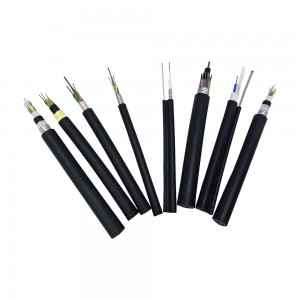 Outdoor Fiber Optic Cables