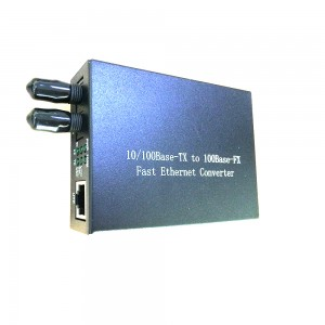 Fibra Ethernet FC Porto Gigabit Media Converter - UTP para 1000BASE