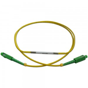In-Line type Optical Fiber Attenuator