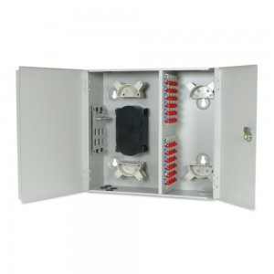 Indoor Wall-mount Fiber Optic Distribution Box
