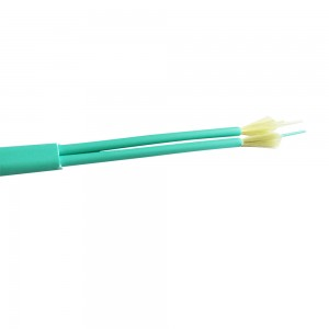 Flat Twin Fiber Optic Cable丨Indoor Flat Duplex Cable