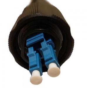 PDLC-PDLC IP67 SM Duplex Waterproof Outdoor Fiber Optic Patch Cord