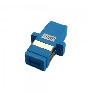 SC Female-Female Fiber Optic Attenuator