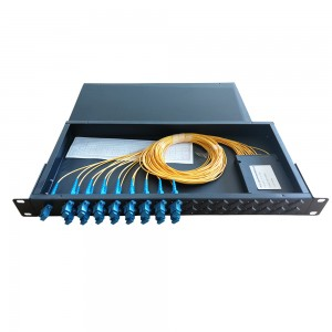 Ftth Optical Splitter Module