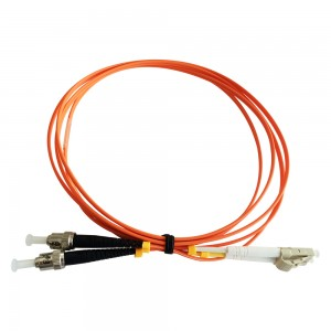 ST-LC Multimode Patch Cord